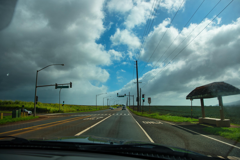 Scene of Route99