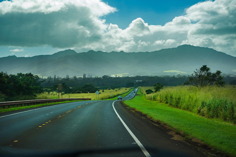 Scene of Wahiawa, Route99