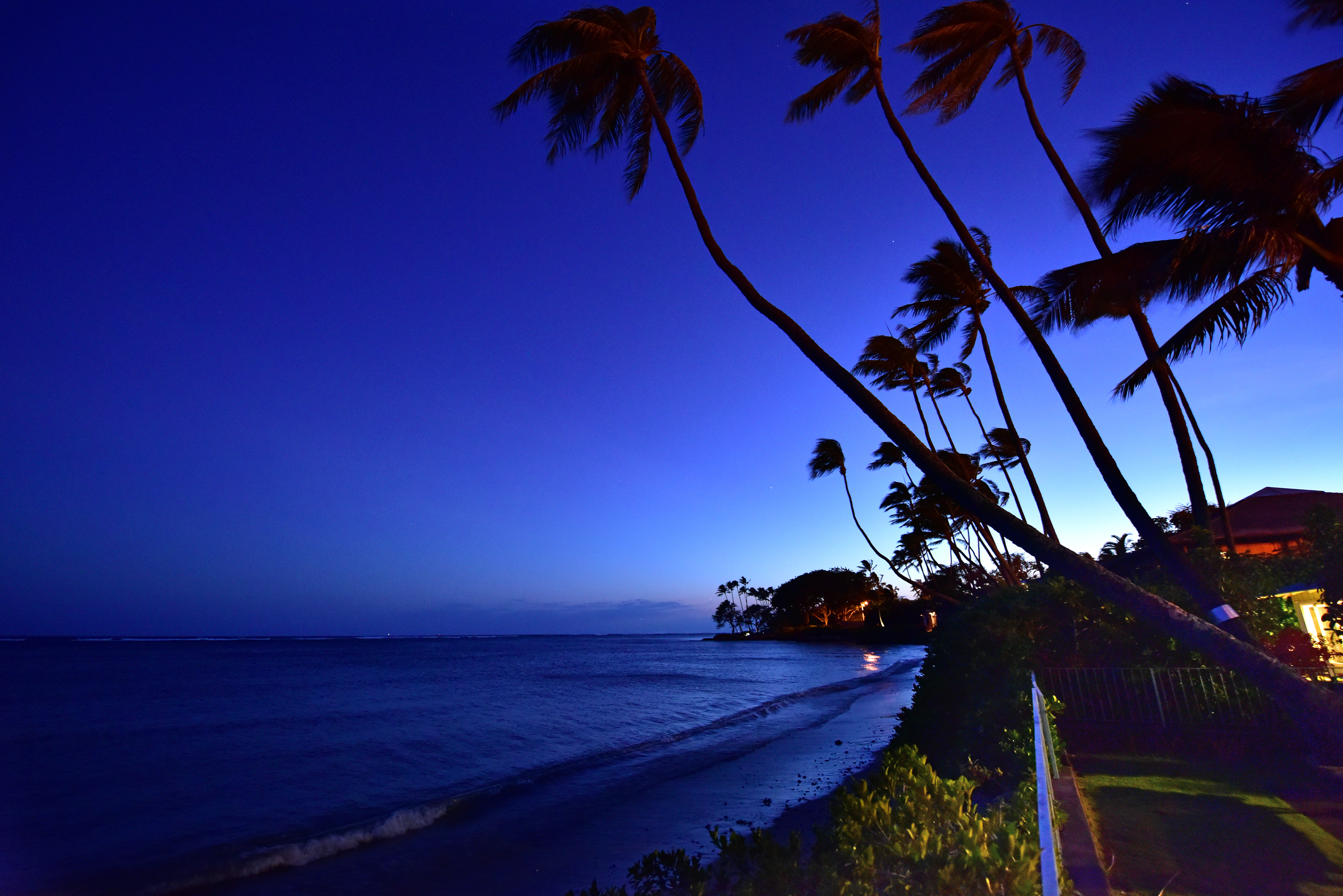 after Sunset, Ainahaina