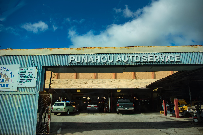 Punahou Auto Service