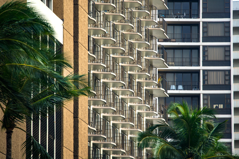Scene of Waikiki