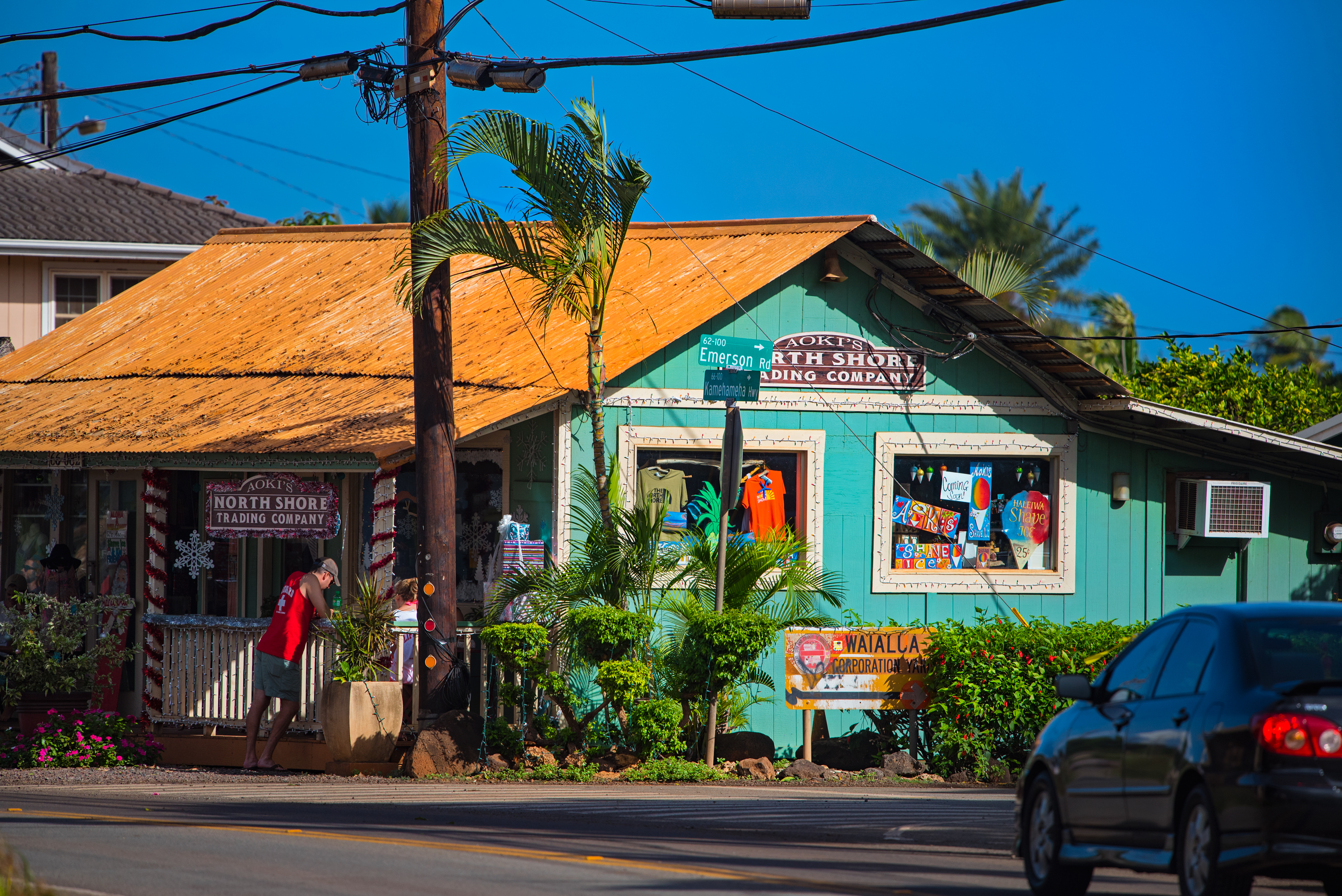 Aoki's North Shore Trading Company