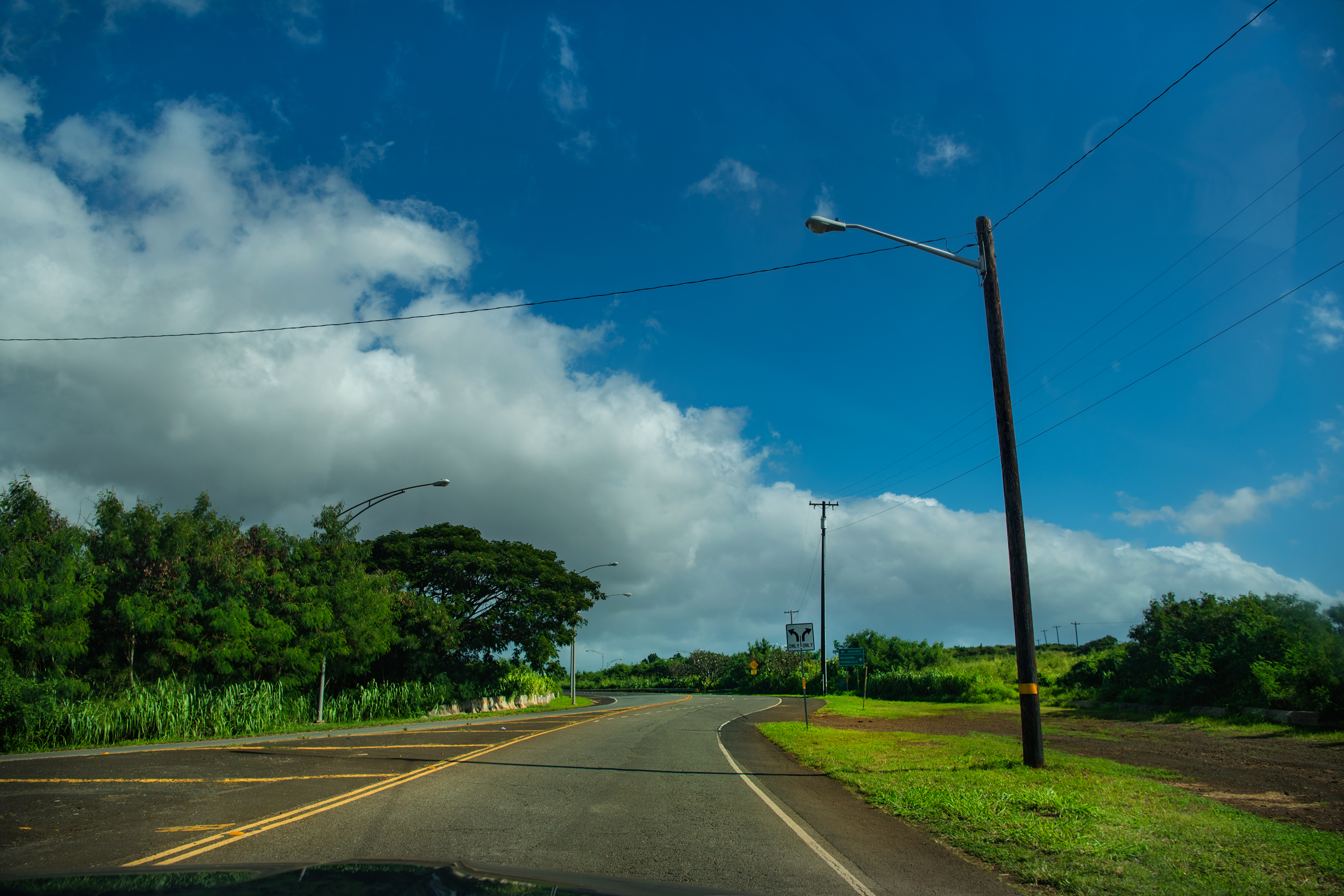 It's Afternoon, Haleiwa