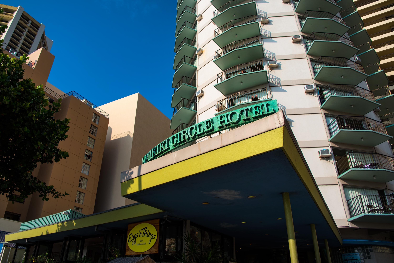 Waikiki Circle Hotel