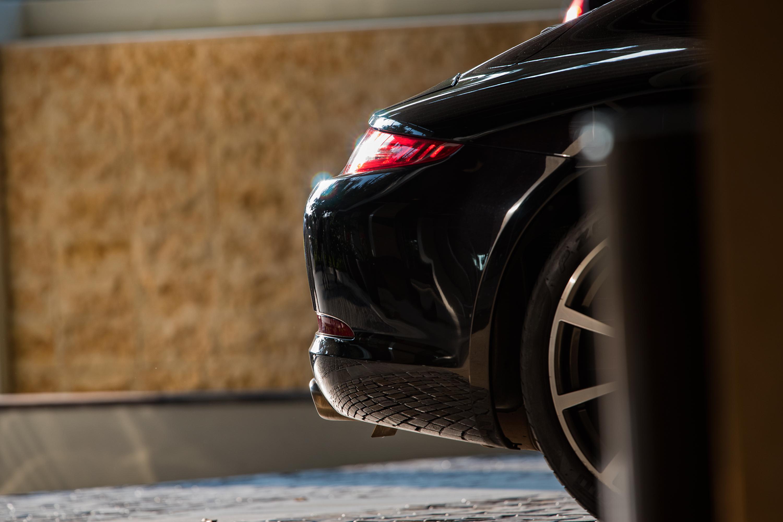 Car Tail