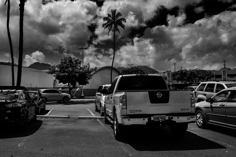 Monochrome Parking