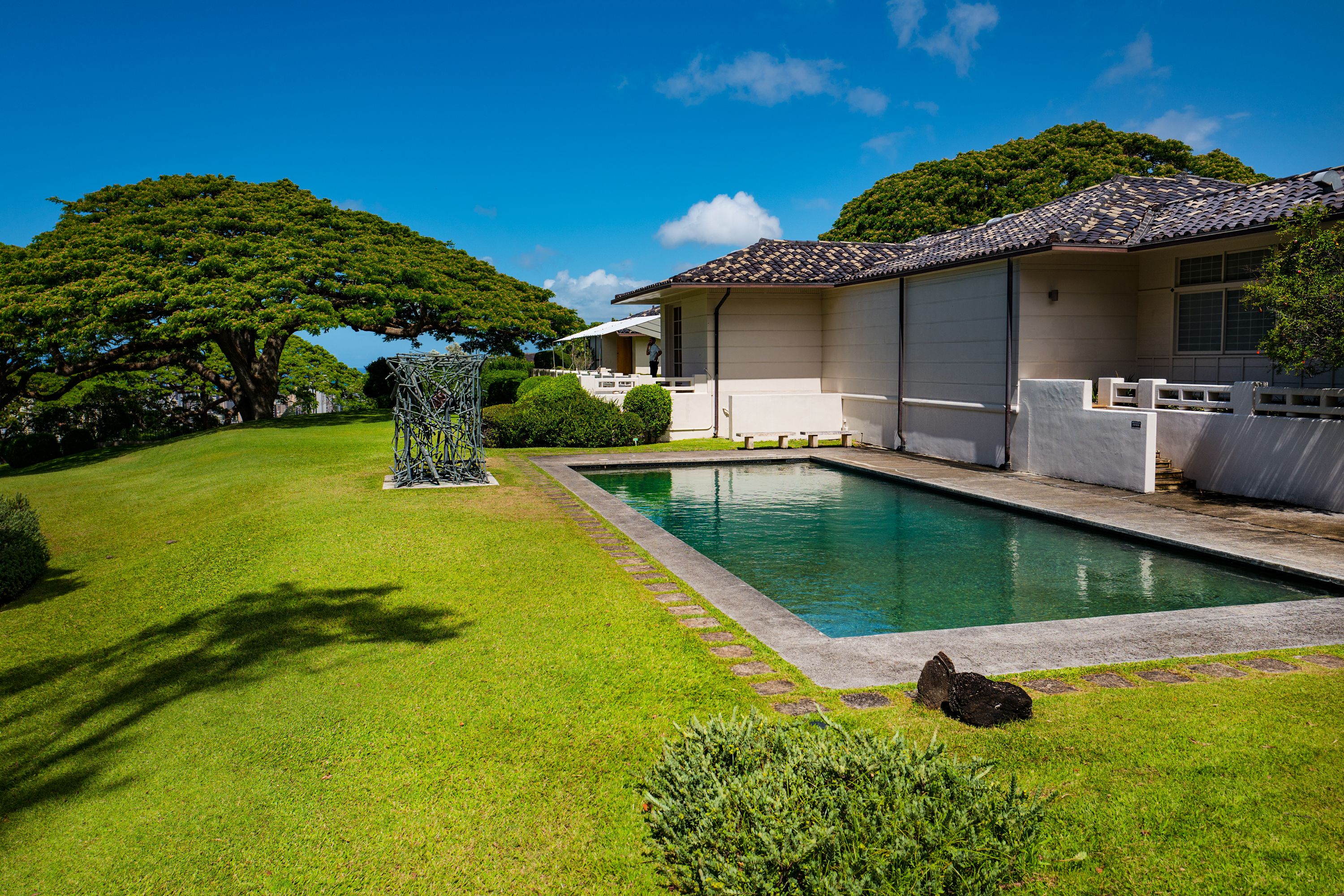 Honolulu Museum of Art Spalding House