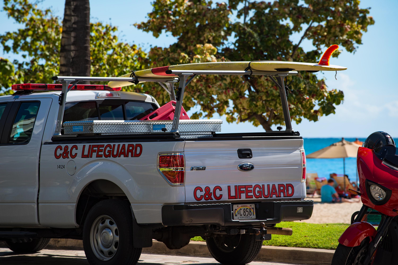 Lifeguard Pickup