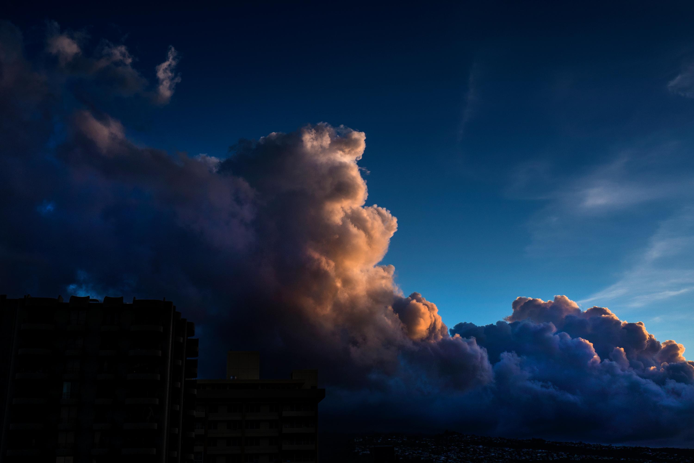 Cloud After Sunrise