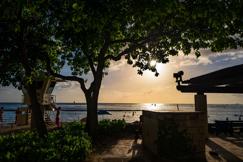 Before Sunset Waikiki