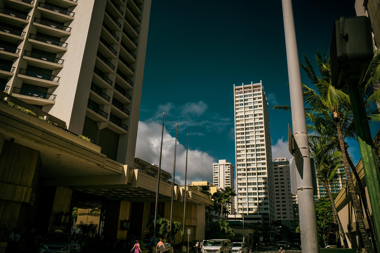 Uluniu Ave, Waikiki
