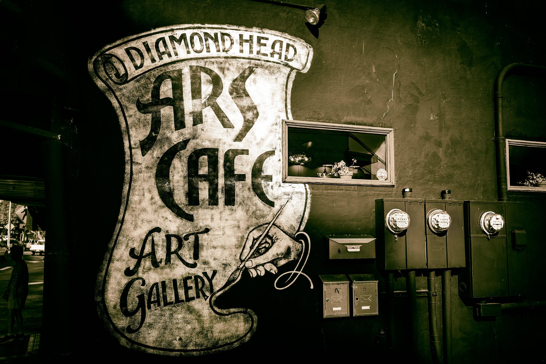 Sign Art, ARS CAFE