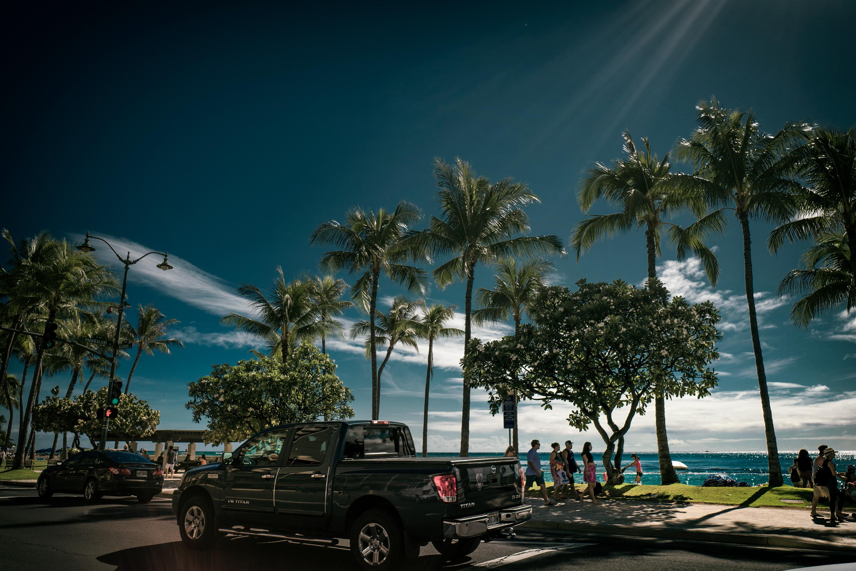 Clear Waikiki