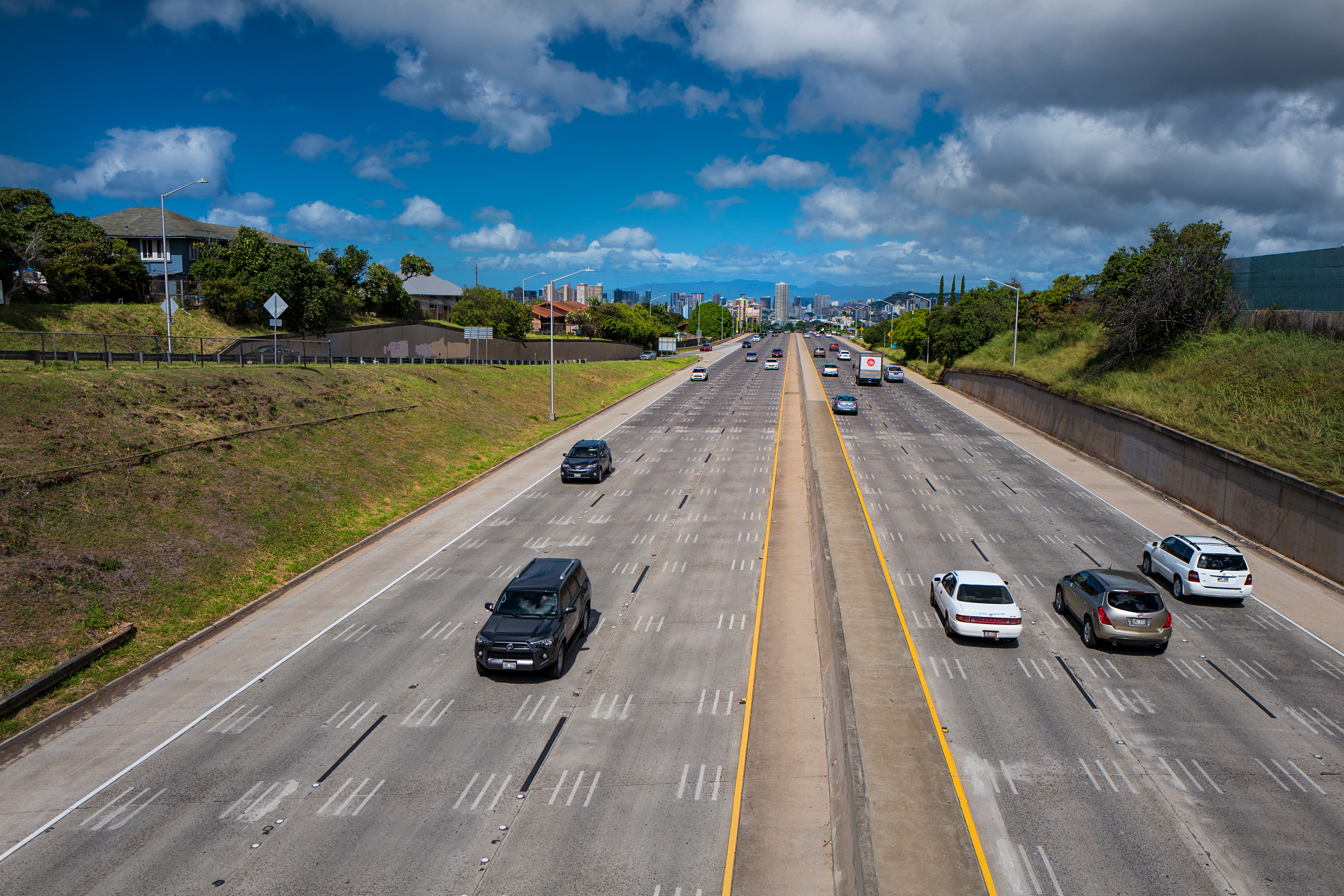 Highway1 From KoKo Head Ave.