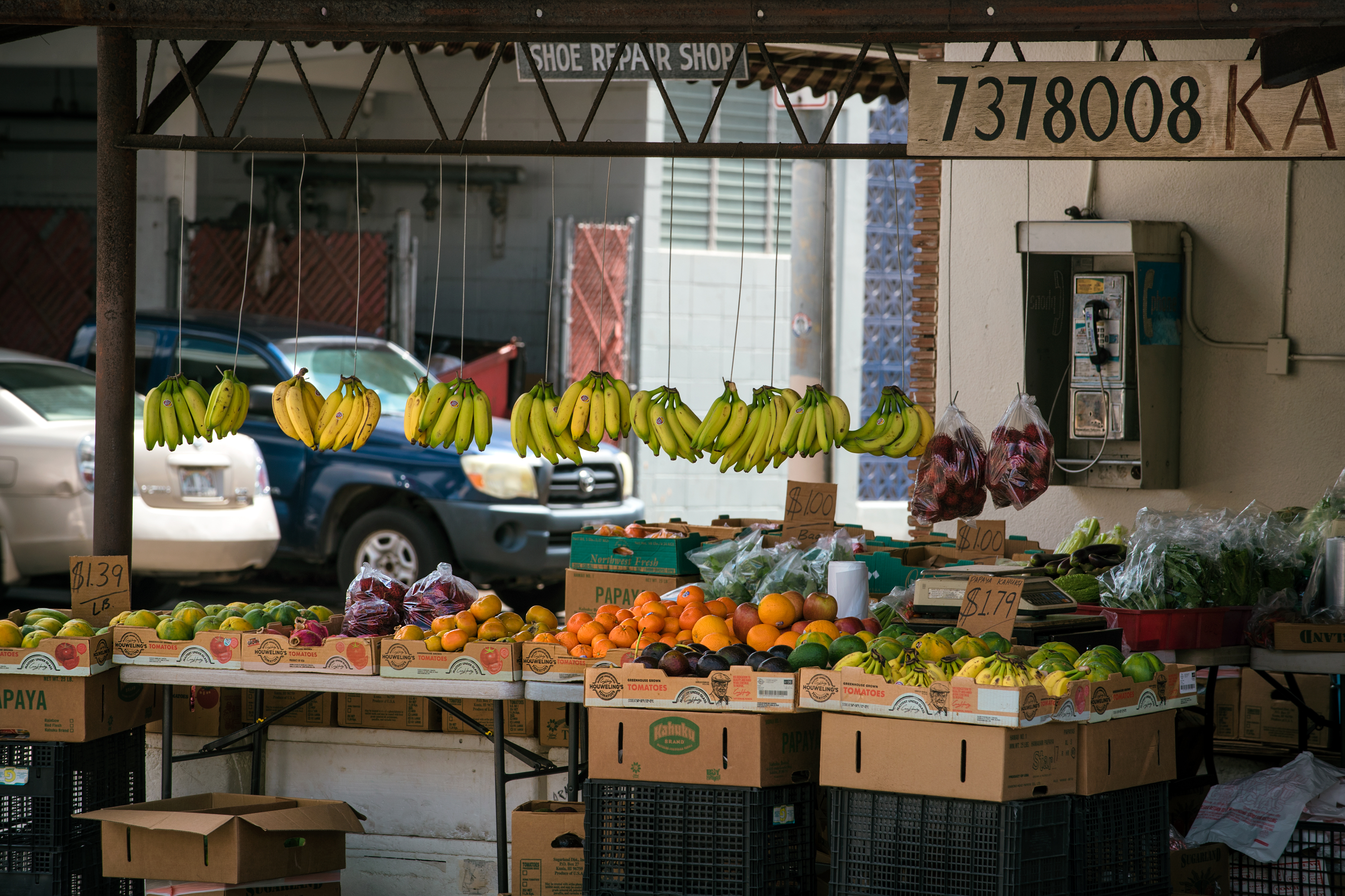 Fruits Market, 12th Ave.