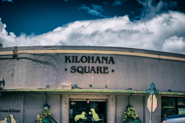 Kilohana Square, Kapahulu