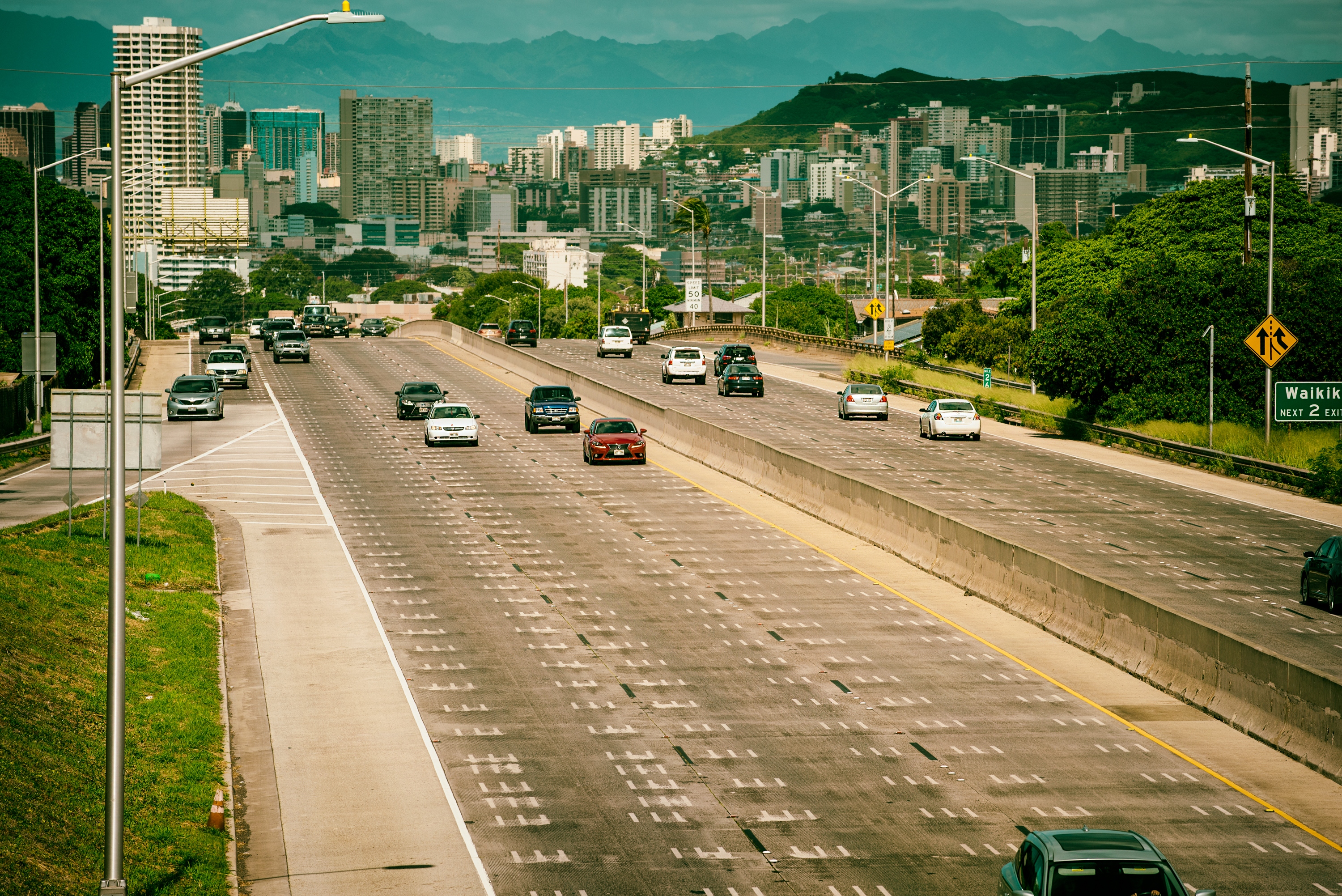 Interstate Highway1, Kaimuki