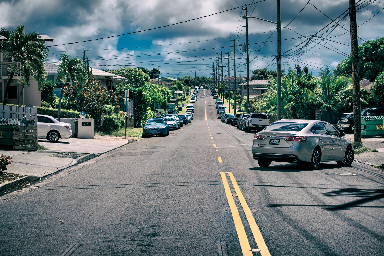 Mooheau Ave. Kapahulu