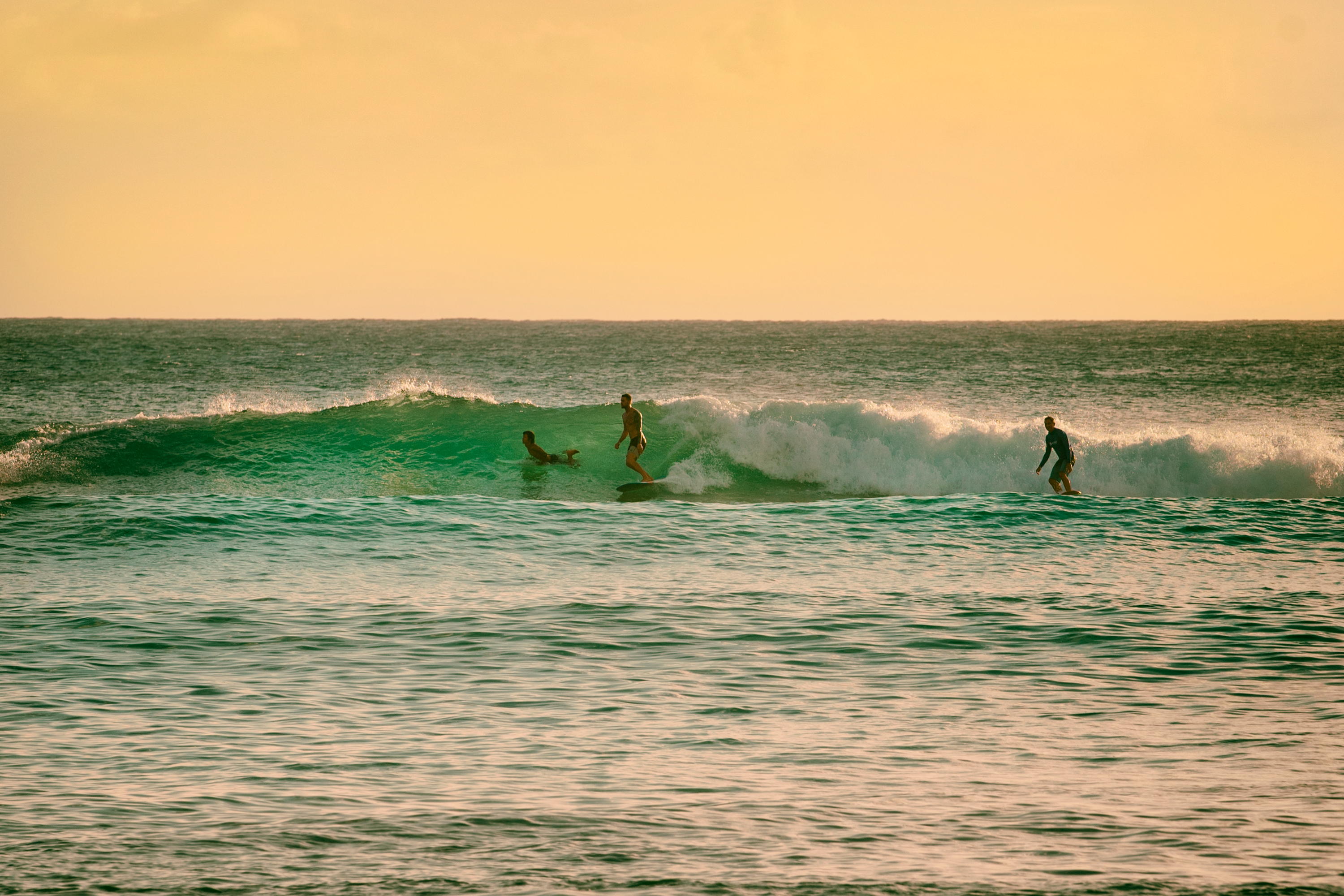 Before Sunset Surf