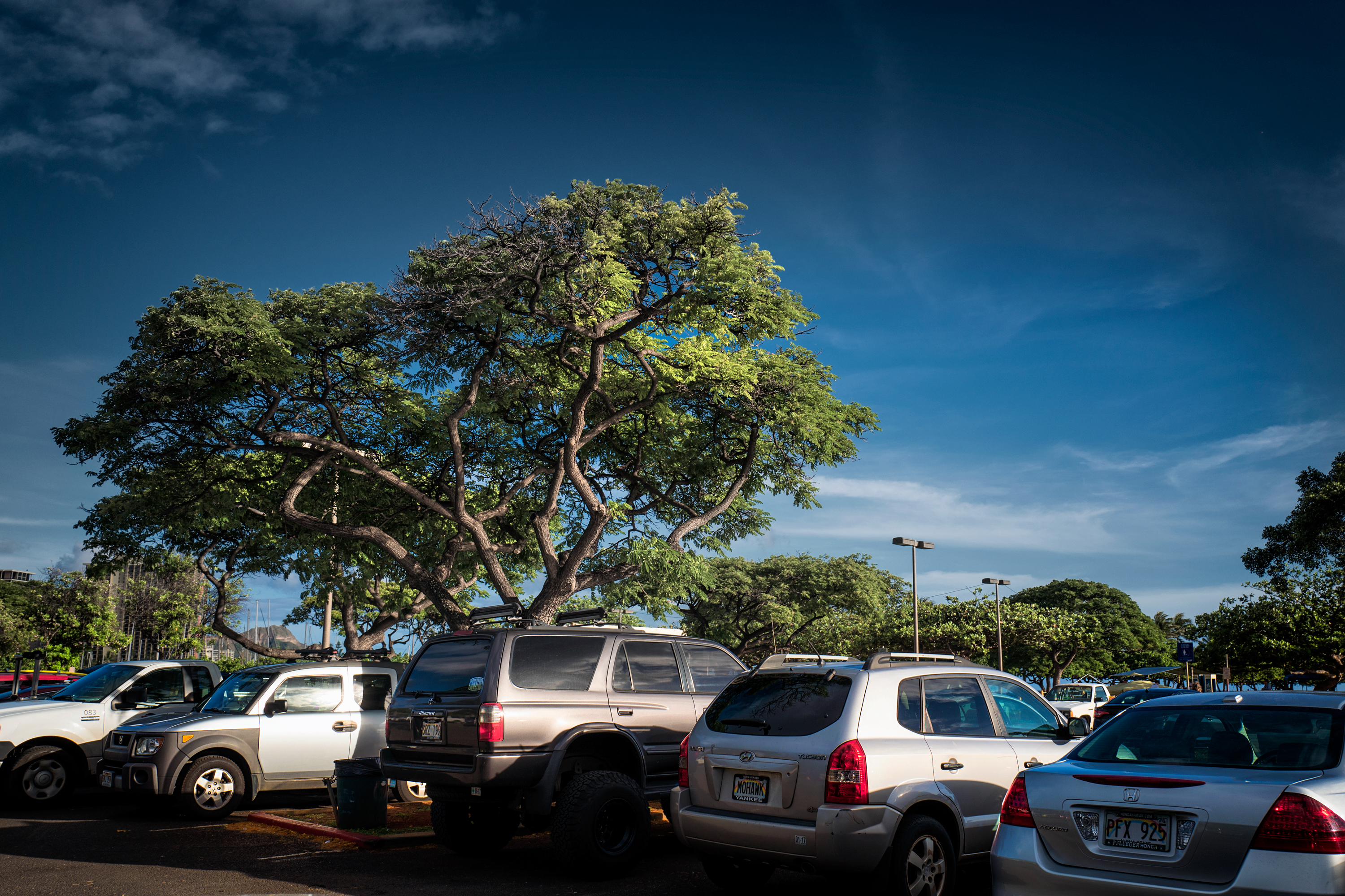 Alamoan Beach Park Parking