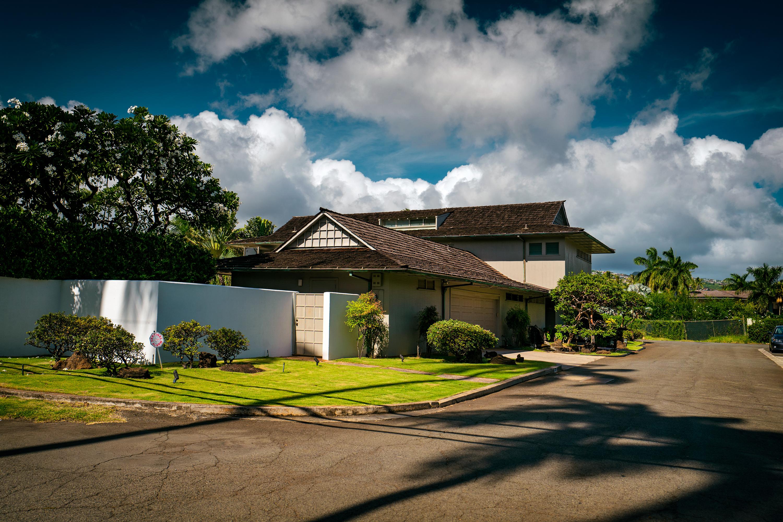 Japanese Style House, Kahala