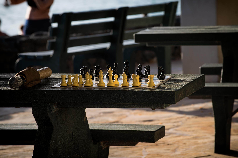 Beach Side Chess