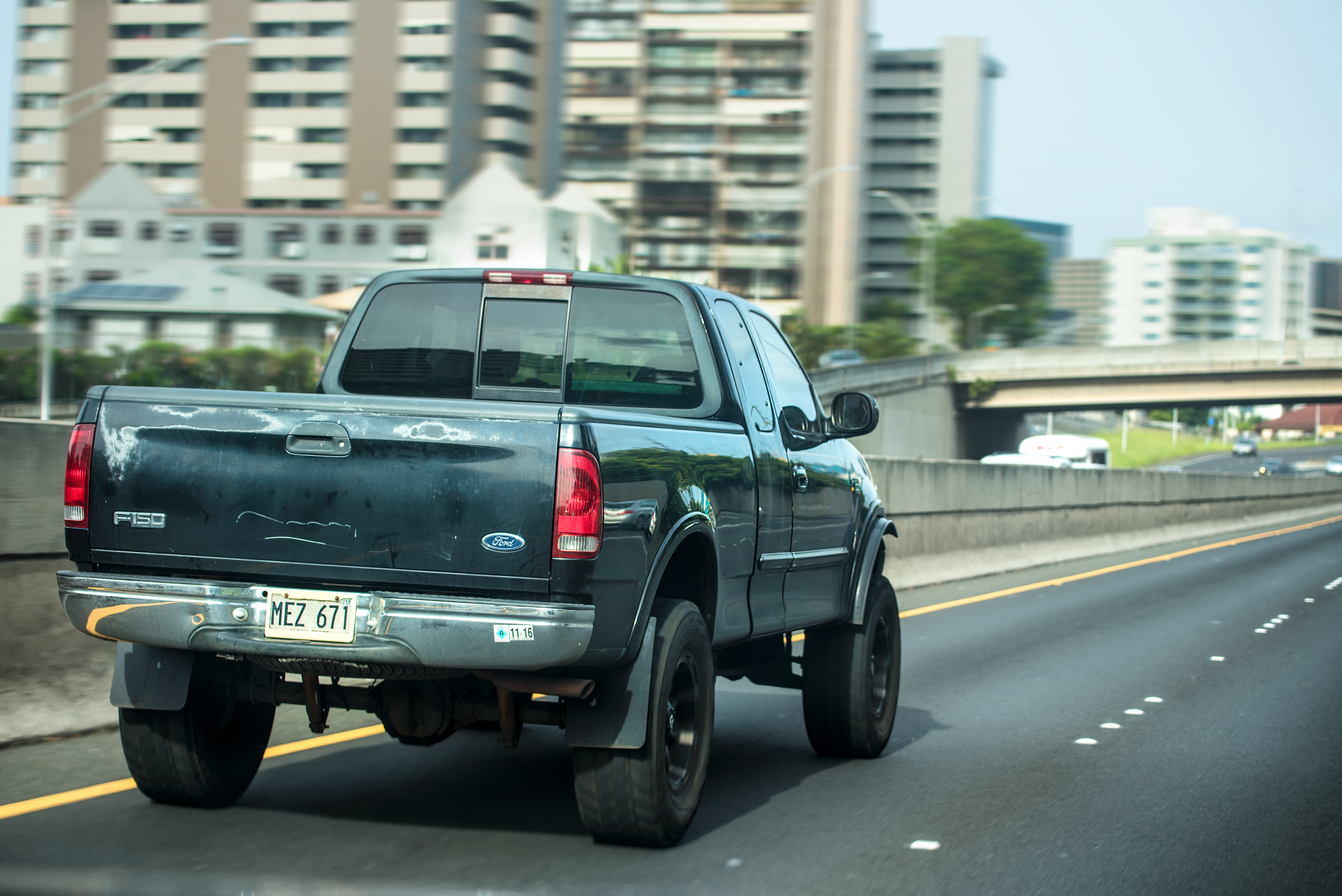 F-150 On Highway1
