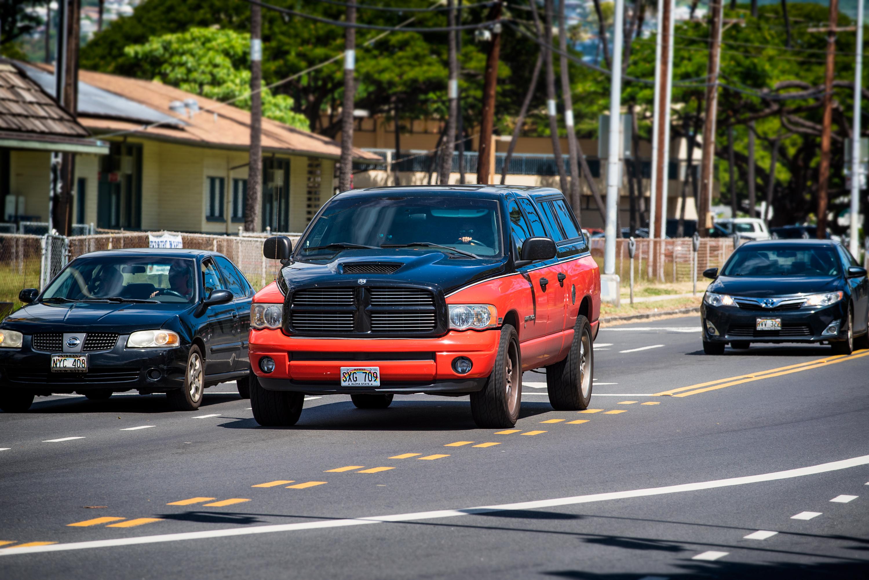 2Tone Dodge RAM
