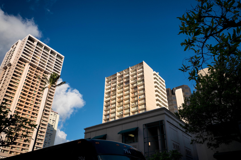 Blue Sky Waikiki
