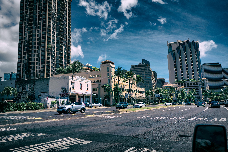 Nimitz Hwy, Downtown