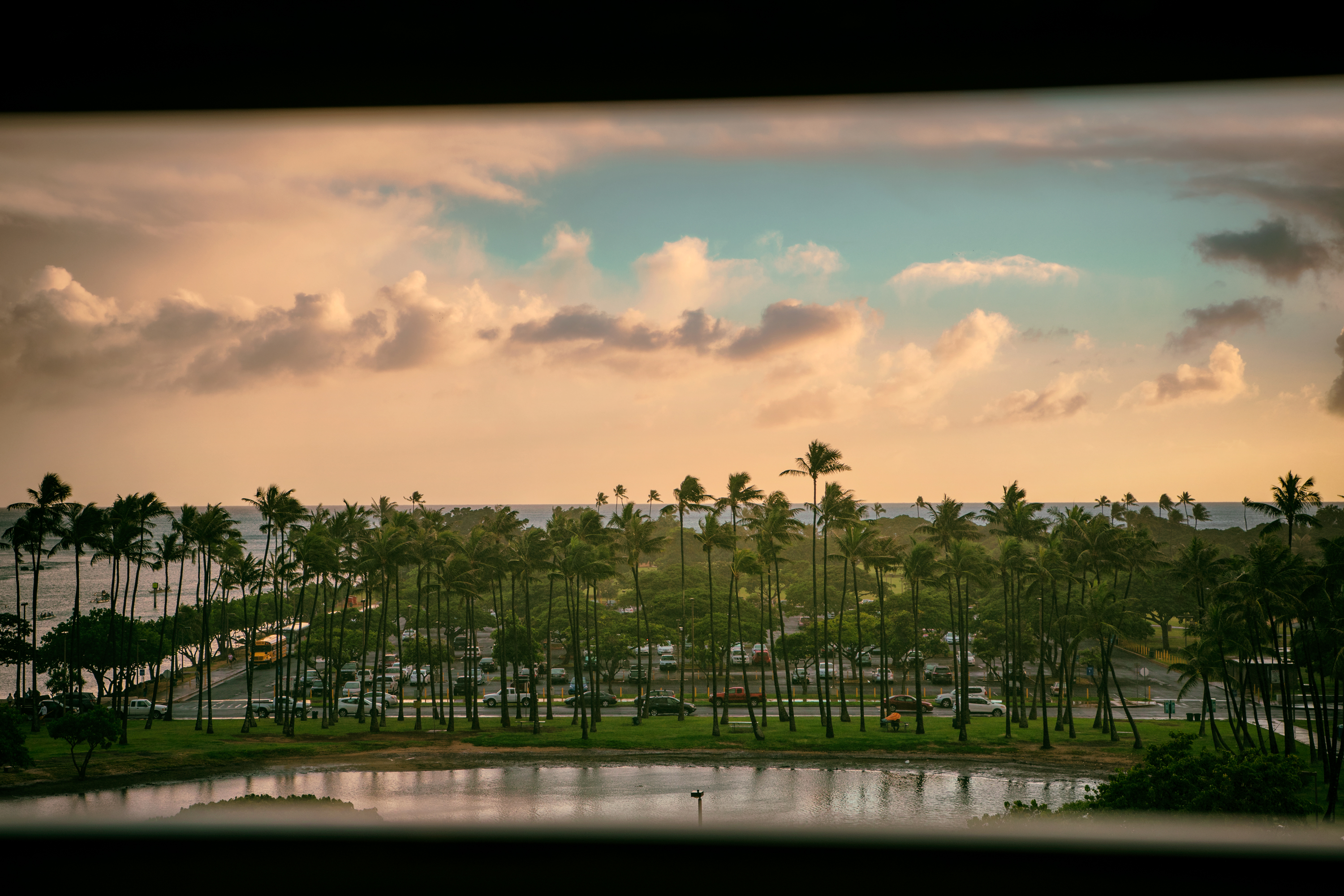 Late Afternoon AlaMoana