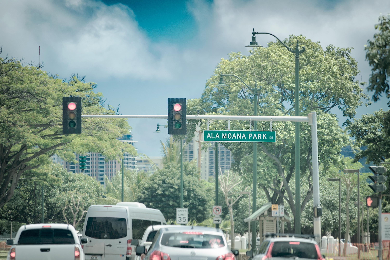 Ala Moana Park Drive