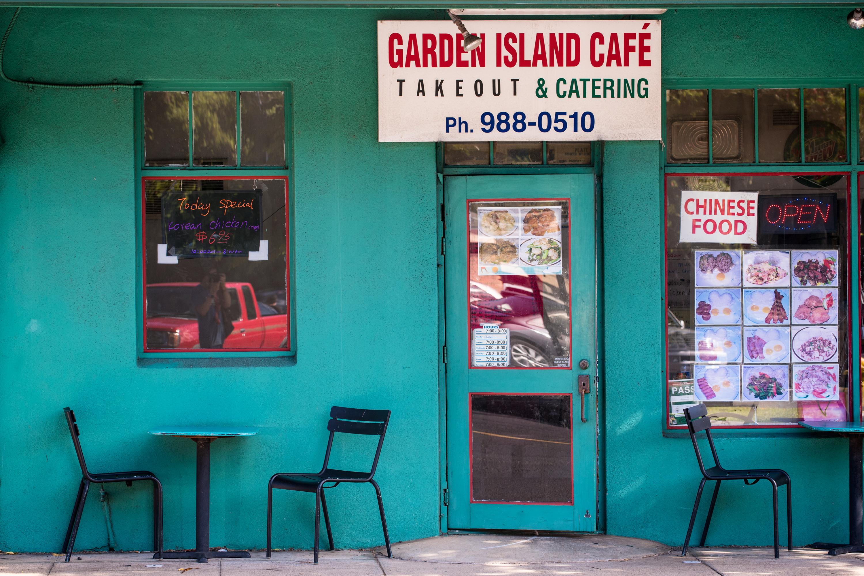 Garden Island Cafe