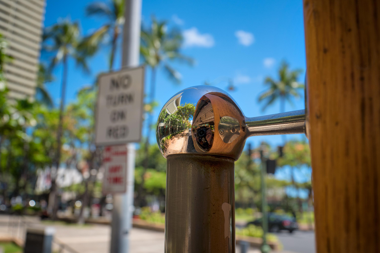 On Waikiki Trolley