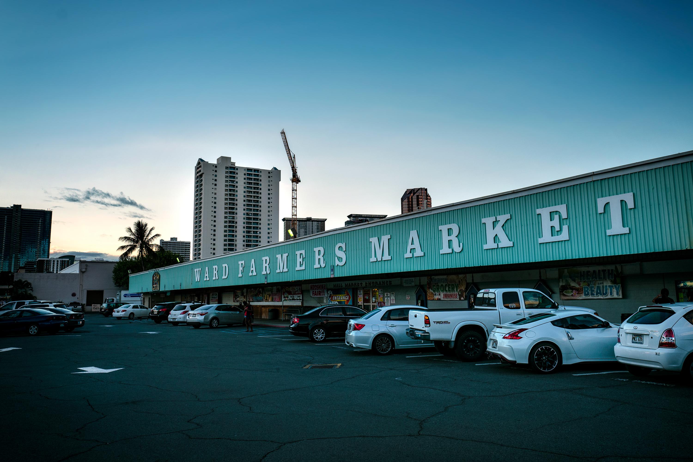 Ward Farmers Market