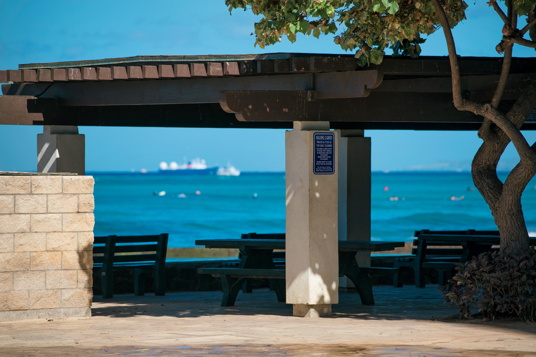 Quiet Waikiki