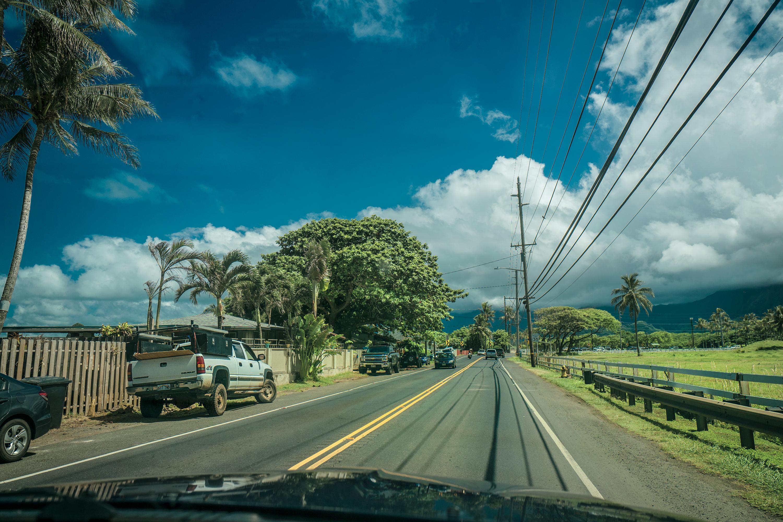Route83, Kualoa