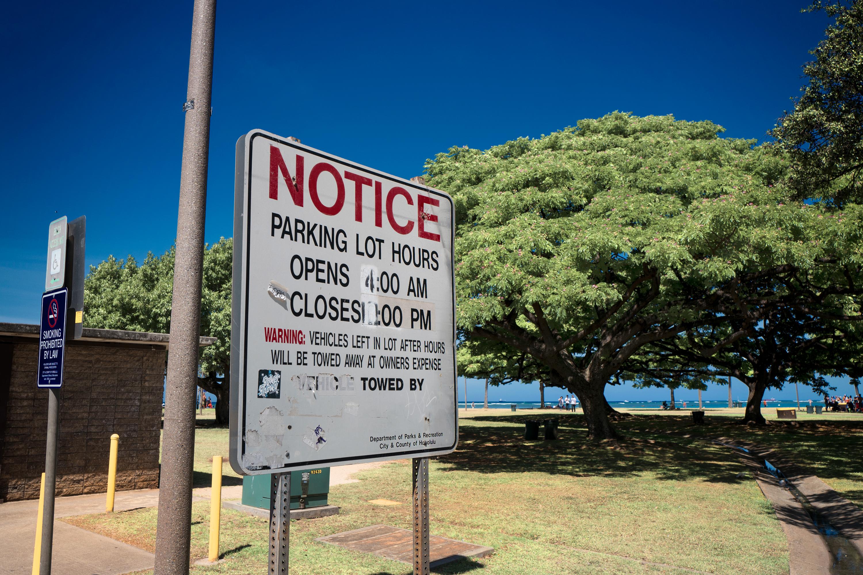 AlaMoana Beach Park