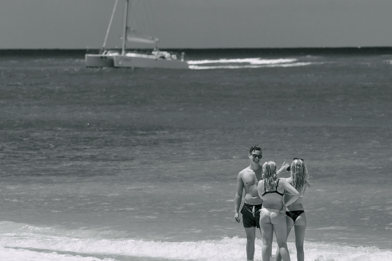 Scene of Beach