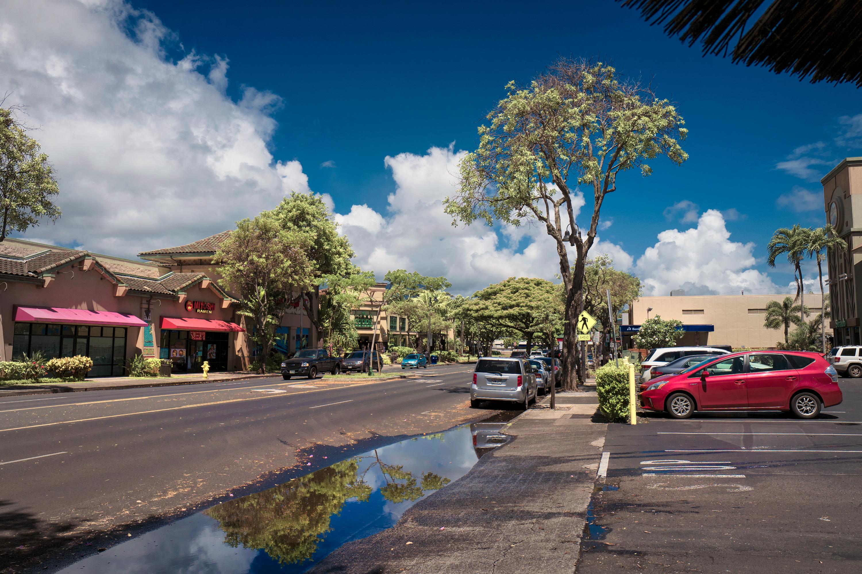 Kailua Rd.