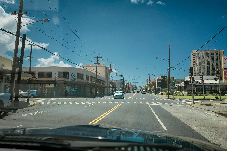 Waialae Ave.