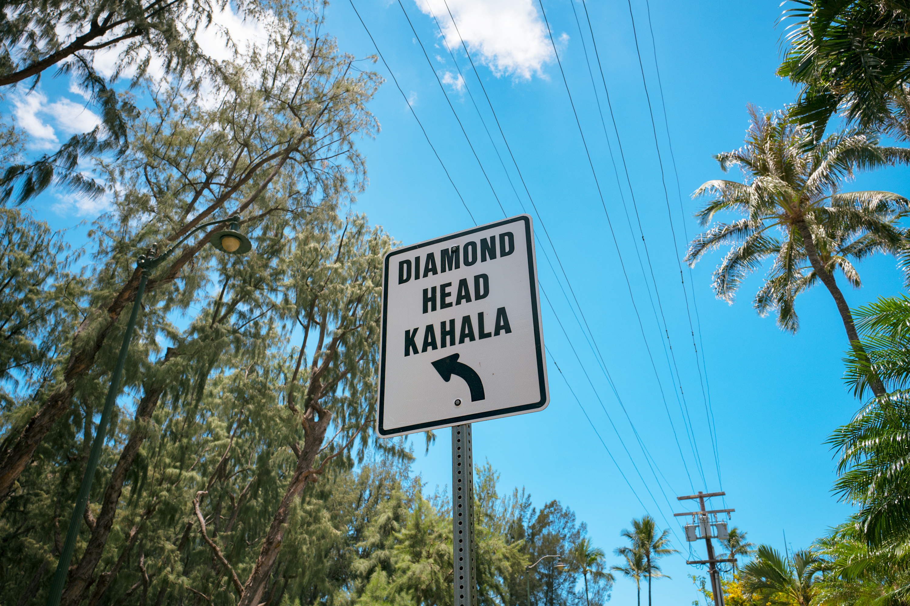 Diamond Head Road