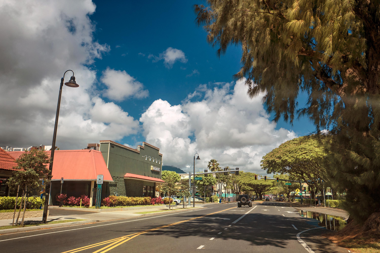 Kailua Road