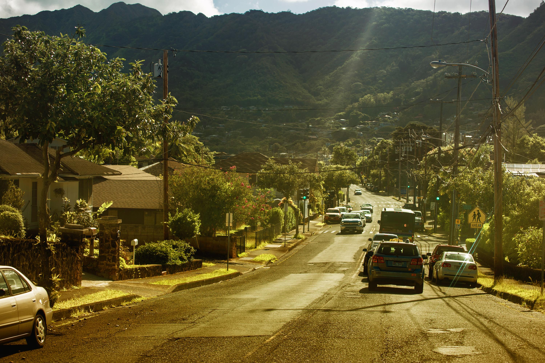 Manoa Town