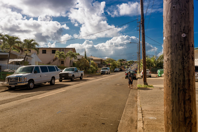 Kaimuki Ave. Kapahulu