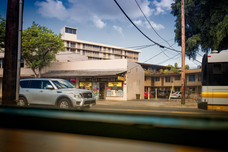 Kapahulu Ave.