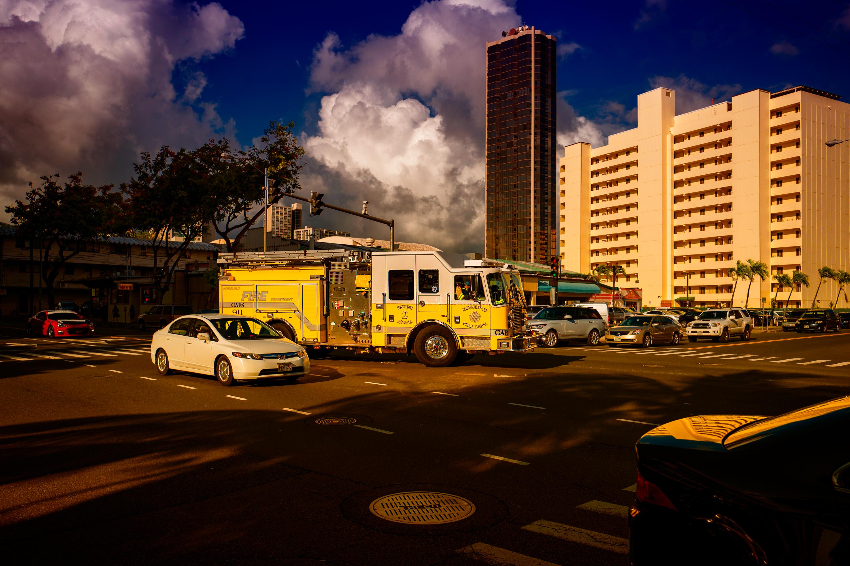 Honolulu Fire Dept.