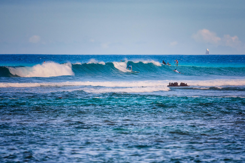 Local Surf Spot
