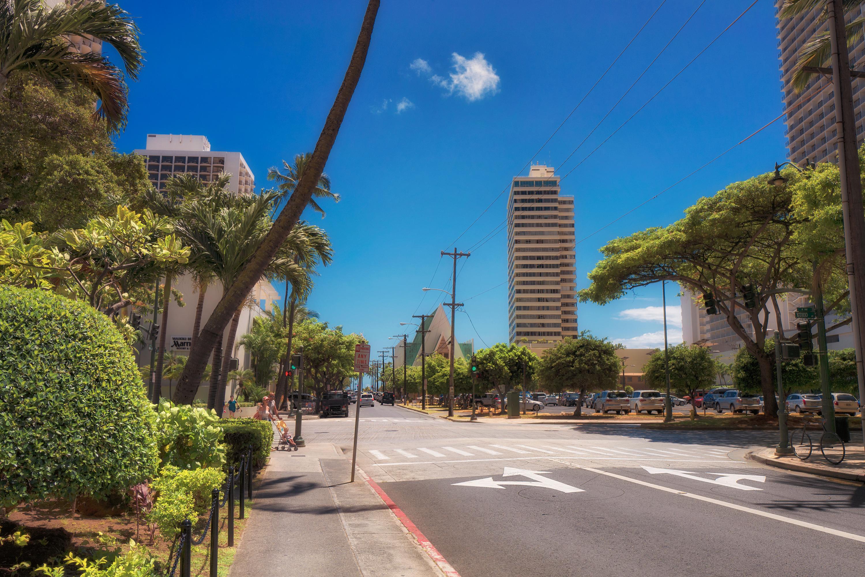 Ohua Ave. Waikiki