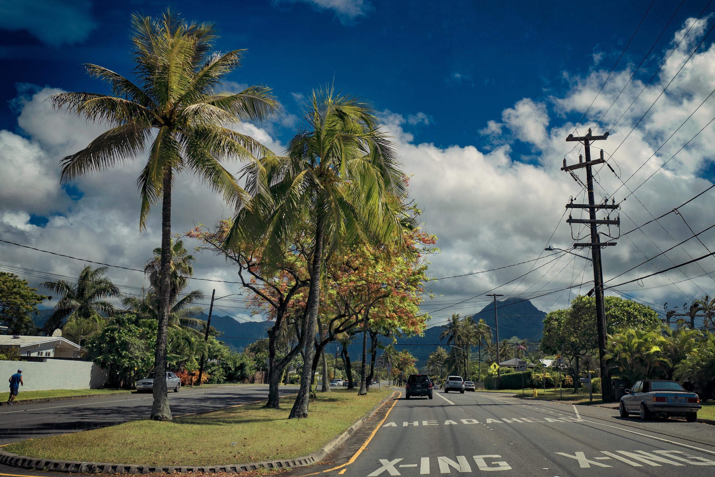 Mokapu Blvd. Kailua